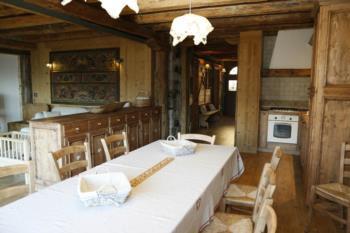 Appartamento in montagna Carnia