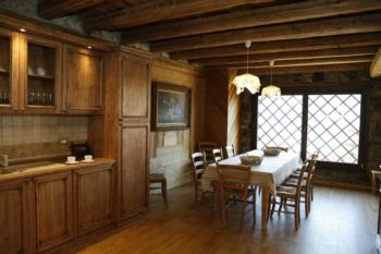 Casa per vacanze in Carnia