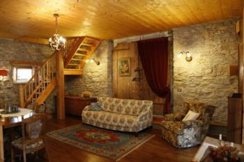 Appartamento in affitto per soggiorni in Carnia
