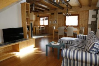 Appartamento per vacanze relax in Carnia
