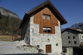 Cjase dai Fornasirs 1 e 2 alloggio dell'Albergo Diffuso per soggiorni in montagna